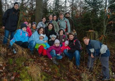 4.vánoce v lese 2